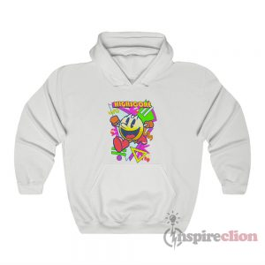 Highscore Pac Man Hoodie