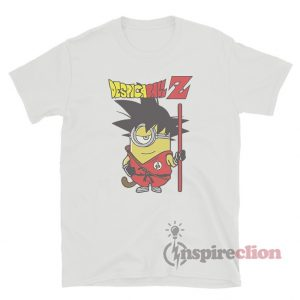 Despicaball Z Dragonball Parody T-Shirt