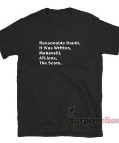 1996 Dynasty Albums T-Shirt1996 Dynasty Albums T-Shirt