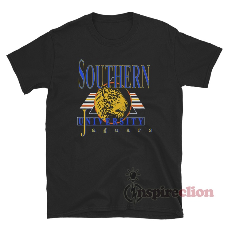 NCAA Southern Jaguars T-Shirt V1