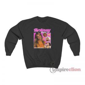 Vintage 90s Britney Spears Sweatshirt