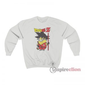 Despicaball Z Dragonball Parody Sweatshirt