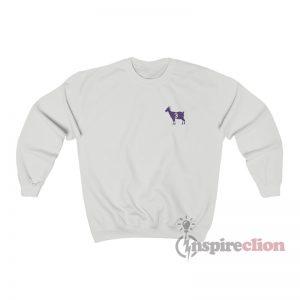 Goat 3 Sweatshirt