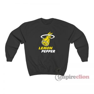 Lemon Pepper Sweatshirt