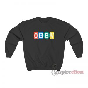 Obey Big Shot Sweatshirt