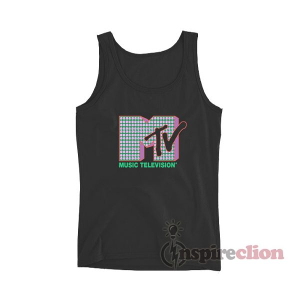 MTV Music Television Tank Top