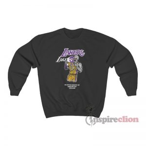 Warren Lotas Kobe Bryant Lakers Memorial Sweatshirt