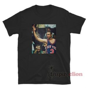 John Starks Middle Finger T-Shirt