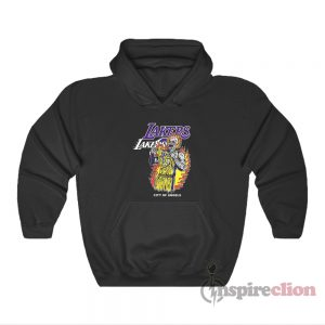 Warren Lotas Lakers City Of Angels Hoodie