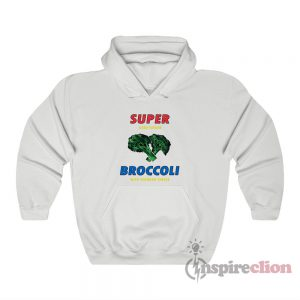 Nct 127 Johnny - Super Broccoli Hoodie