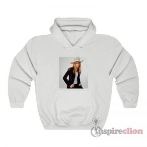 Taylor Swift Cowboy Hat Photoshoot Hoodie