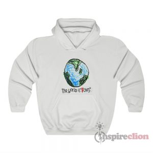 After School Special Our World Hoodie