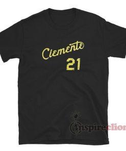 Clemente 21 T-Shirt