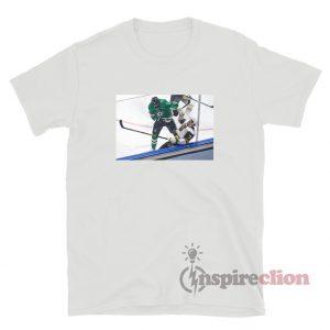Dallas Stars Jamie Benn Hit Harder T-Shirt