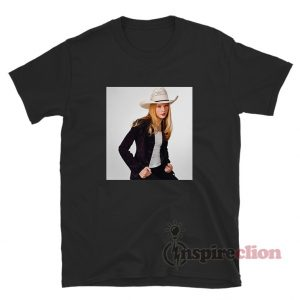 Taylor Swift Cowboy Hat Photoshoot T-Shirt
