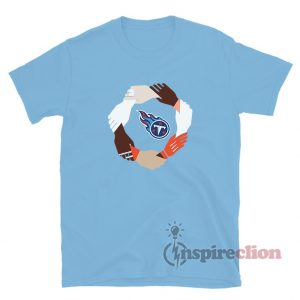Tennessee Titans Hand By Hand T-Shirt