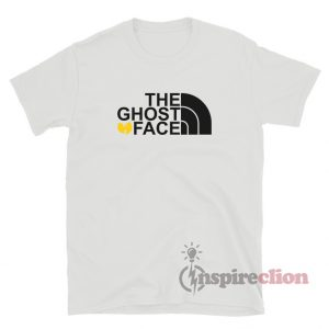 Wu Tang Clan The Ghost Face T-Shirt