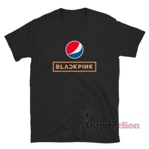 BLACKPINK X PEPSI T-Shirt