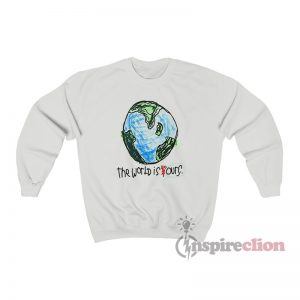 After School Special Our World Sweatshirt