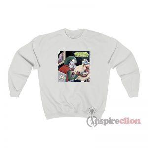 Mf Doom Mm Food Rap Hip Hop Album Sweatshirt
