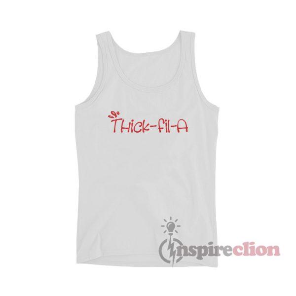 Thick-fil-A Tank Top
