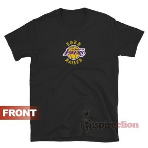 Born X Raised Los Angeles Lakers T-Shirt