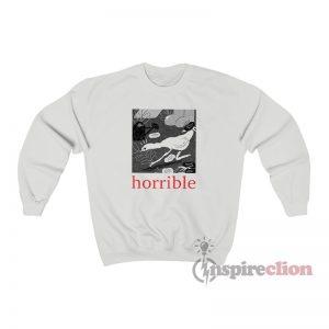 Untitled Goose Game Horrible Sweatshirt