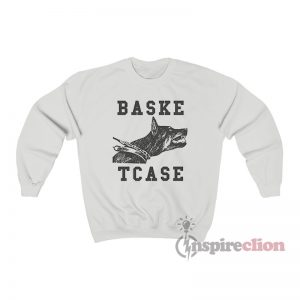 Basketcase Raw College Sweatshirt