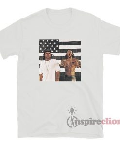 Acuna And Albies Outkast Stankonia T-Shirt
