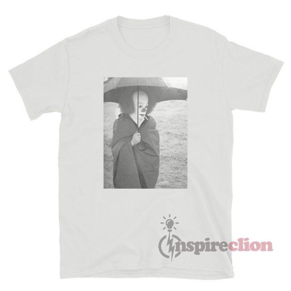 IT Pennywise Clown Bootleg T-Shirt