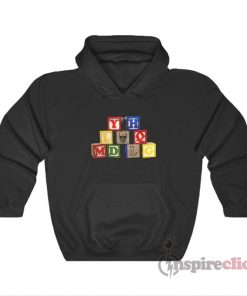 Bad Bunny YHLQMDLG Toy Blocks Hoodie