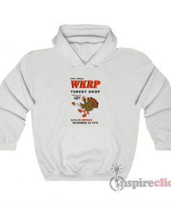 First Annual WKRP Turkey Drop Hoodie