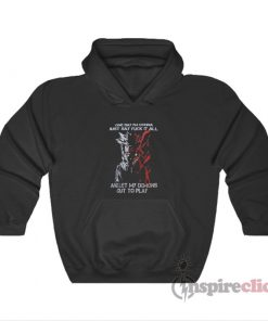 One Day I'm Gonna Just Say Fuck It All Naruto Kyuubi Hoodie