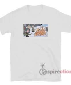 Charlie Brown The Thing Snoopy T-Shirt