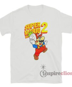 Nintendo Super Mario Bros 2 T-Shirt