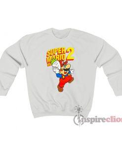 Nintendo Super Mario Bros 2 Sweatshirt