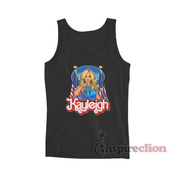 Kayleigh Barbie Tank Top