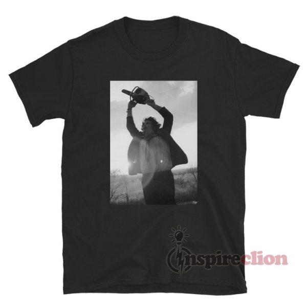 The Texas Chainsaw Massacre Bootleg T-Shirt